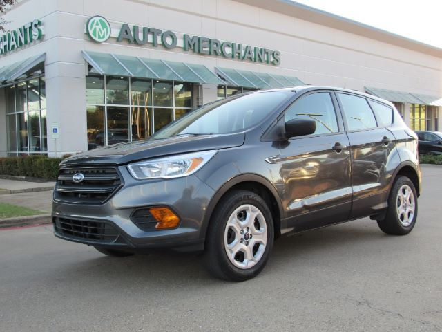 2017 Ford Escape S FWD*BACK UP CAMERA,PREMIUM STEREO,UNDER FACTORY WARRANTY! Plano TX