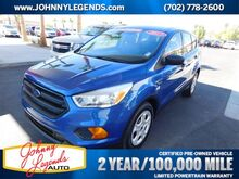 2017_Ford_Escape_S_ Las Vegas NV