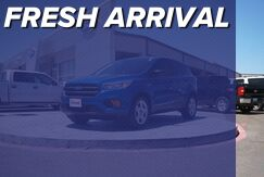 2017_Ford_Escape_S_ McAllen TX