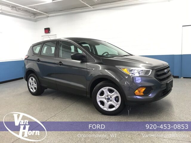 2017 Ford Escape S Plymouth WI