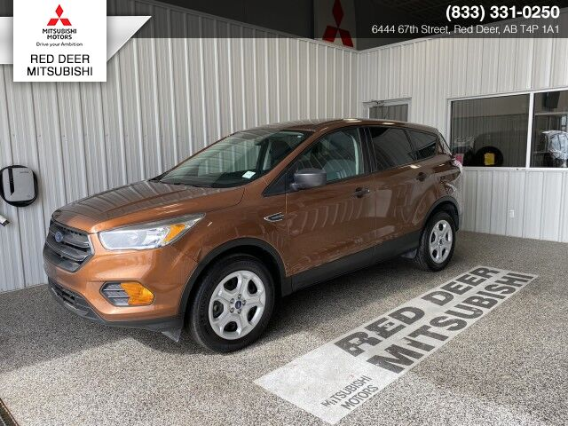 2017 Ford Escape S Red Deer County AB