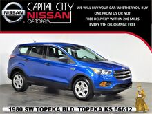 2017_Ford_Escape_S_ Topeka KS
