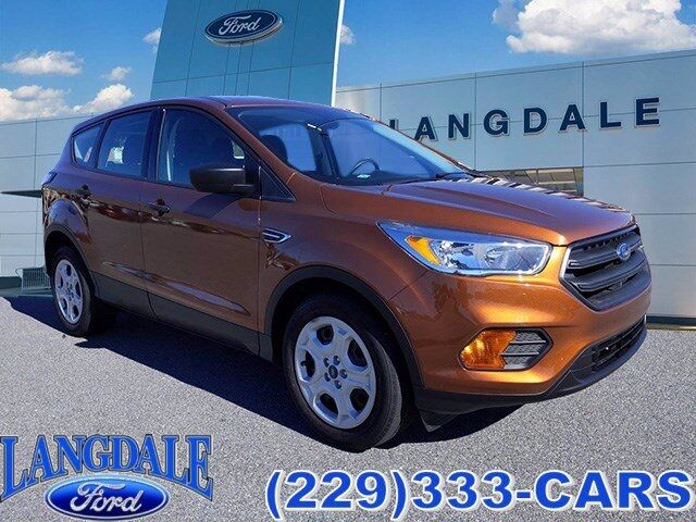 2017 Ford Escape S Valdosta GA