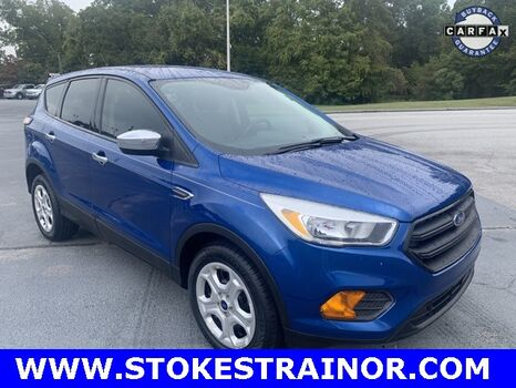 2017_Ford_Escape_S_ Aiken SC