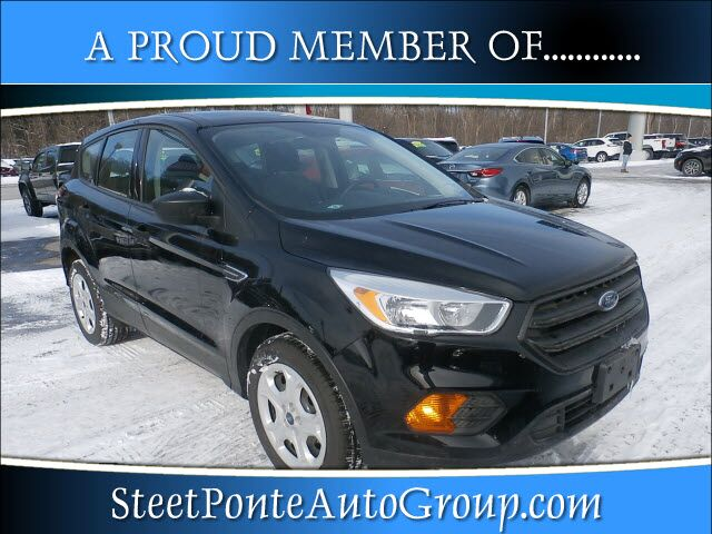 2017 Ford Escape S Yorkville NY