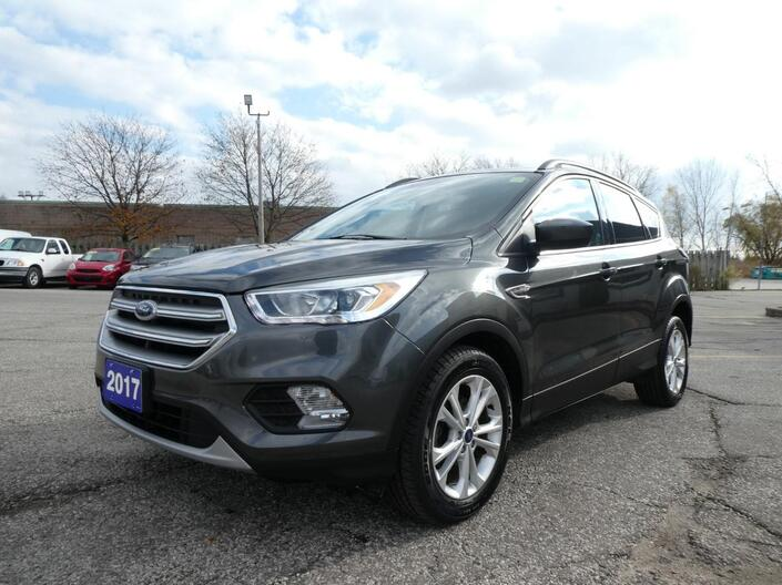 2017 Ford Escape *SALE PENDING* SE Navigation Heated Seats Back Up Cam Essex ON