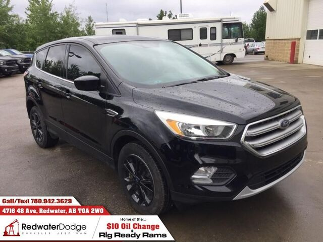 2017 Ford Escape SE  - Bluetooth -  Heated Seats - $157.17 B/W Redwater AB