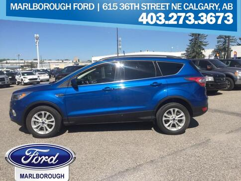 2017_Ford_Escape_SE  - Bluetooth -  Heated Seats_ Calgary AB