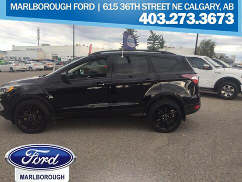 2017_Ford_Escape_SE  - Certified - Bluetooth -  Heated Seats_ Calgary AB