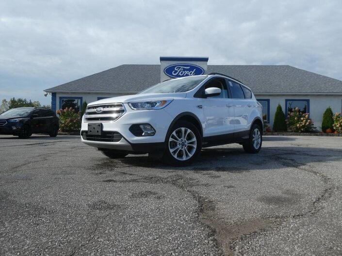 2017 Ford Escape SE- 4X4- NAVIGATION- HEATED SEATS- BACKUP CAMERA Essex ON