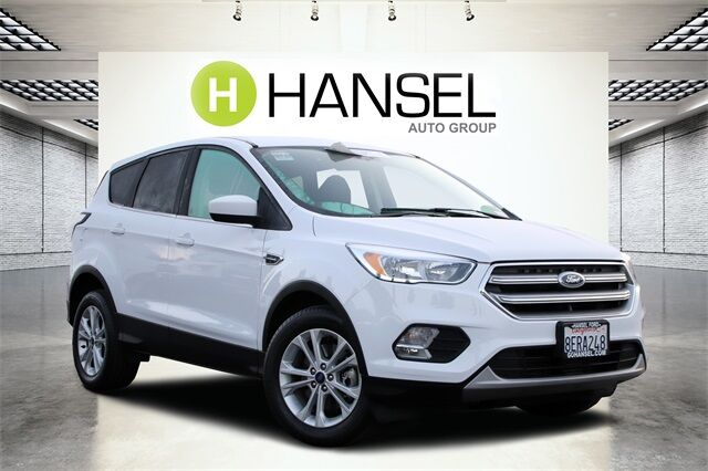 2017 Ford Escape SE Santa Rosa CA