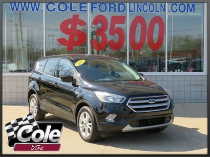 2017_Ford_Escape_SE_ Southwest MI