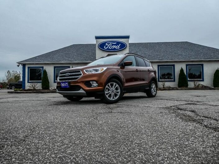 2017 Ford Escape SE- NAVIGATION- BACKUP CAM- HEATED SEATS- BLUETOOTH Essex ON