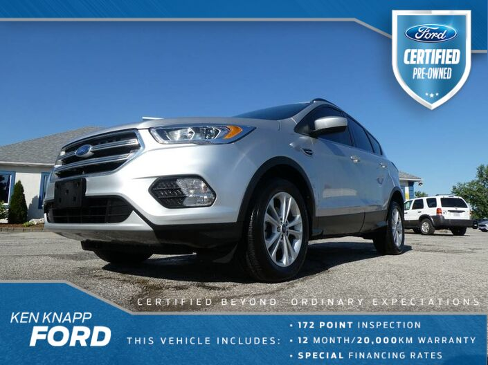 2017 Ford Escape SE- NAVIGATION- BLUETOOTH- HEATED SEATS- BACKUP CAMERA Essex ON