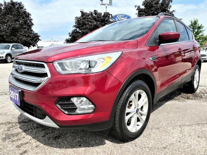 2017 Ford Escape SE | Navigation | Power Lift Gate | Heated Seats Essex ON
