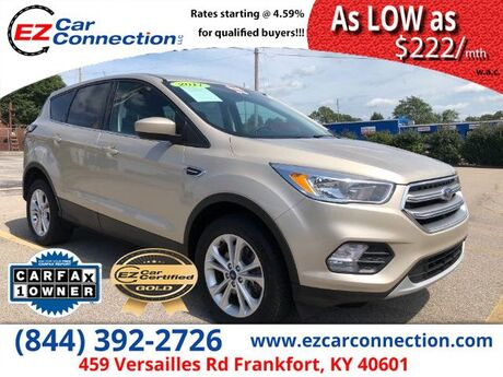 2017 Ford Escape SE 4WD Frankfort KY