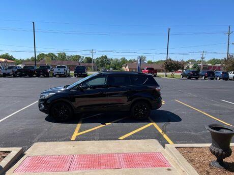 2017 Ford Escape SE 4WD Jacksonville IL