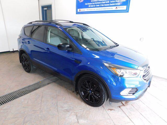 2017 Ford Escape SE 4WD NAVI Listowel ON