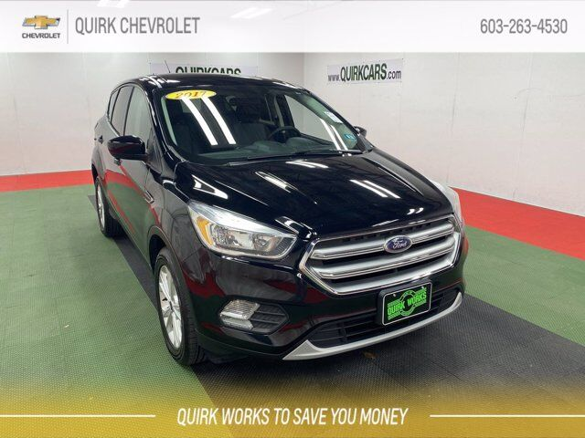 2017 Ford Escape SE 4WD Manchester NH