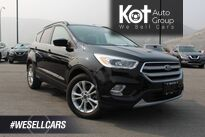 Ford Escape SE, 4X4, ECOBOOST, BIG SCREEN, ROOF RAILS 2017