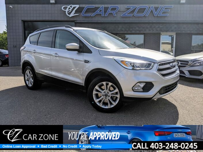 2017 Ford Escape SE ALL WHEEL DRIVE ECOBOOST Calgary AB