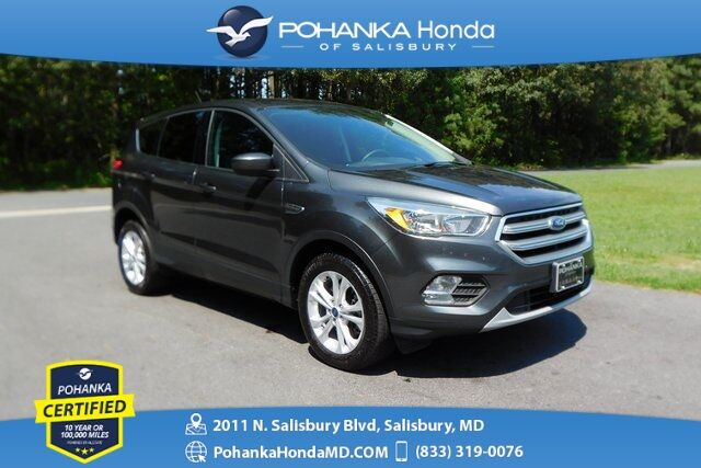 2017 Ford Escape SE AWD ** Pohanka Certified 10 Year / 100,000  ** Salisbury MD
