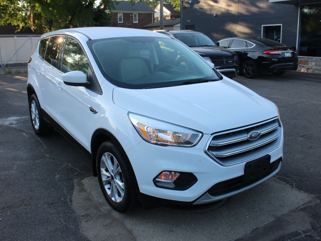 2017 Ford Escape SE AWD 4dr SUV Wyandotte MI