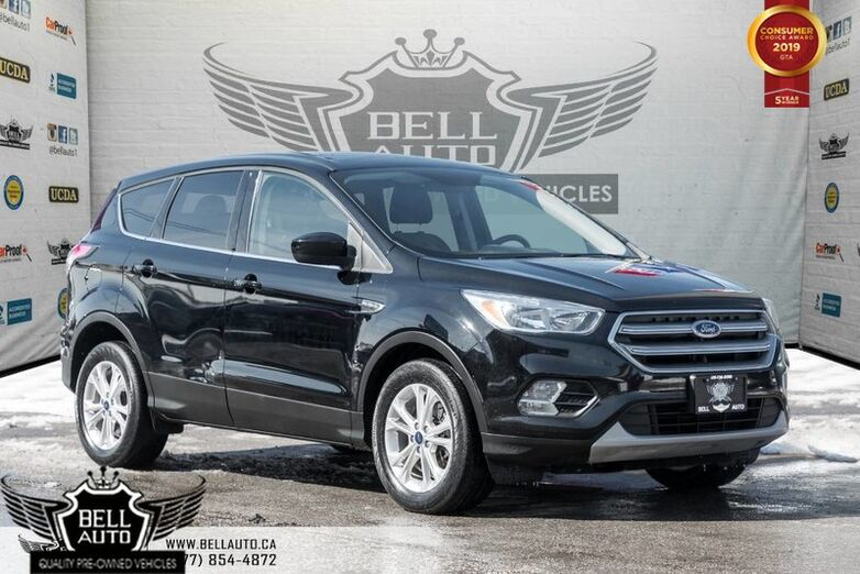 2017 Ford Escape SE, AWD, BACK-UP CAM, BLUETOOTH, HEATED SEATS, VOICE COMMAND Toronto ON