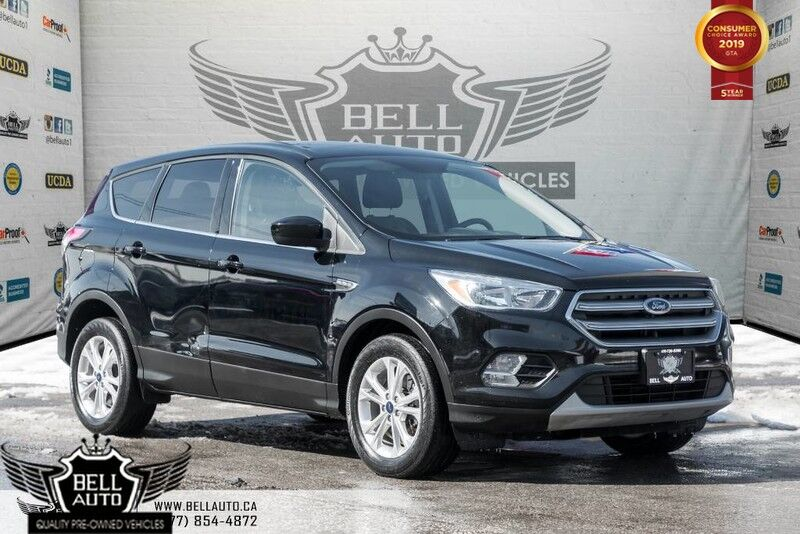 2017 Ford Escape SE, AWD, BACK-UP CAM, BLUETOOTH, HEATED SEATS, VOICE COMMAND