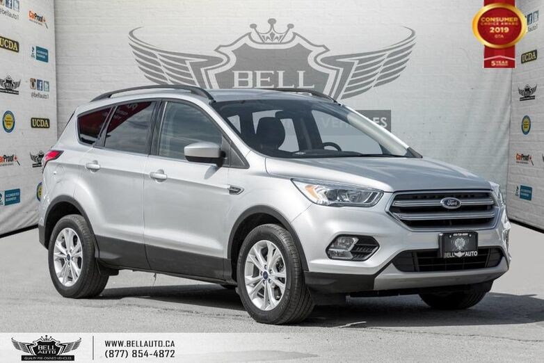 2017 Ford Escape SE, AWD, NO ACCIDENT, BACK-UP CAM, NAVI, SENSORS Toronto ON