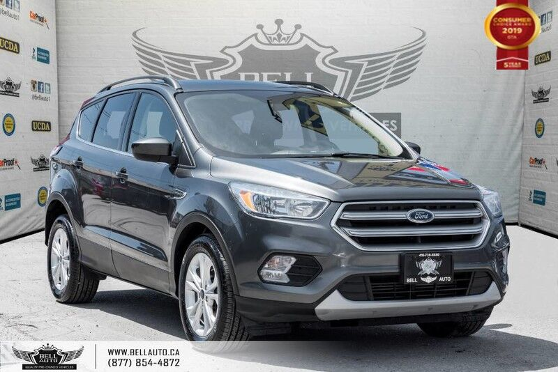 2017 Ford Escape SE, BACK-UP CAM, ALLOY WHEELS, BLUETOOTH, HEATED SEATS