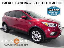 2017_Ford_Escape SE_*BACKUP-CAMERA, STEERING WHEEL CONTROLS, CRUISE CONTROL, ALLOY WHEELS, BLUETOOTH PHONE & STREAMING AUDIO_ Round Rock TX