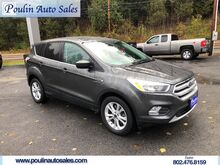 2017_Ford_Escape_SE_ Barre VT