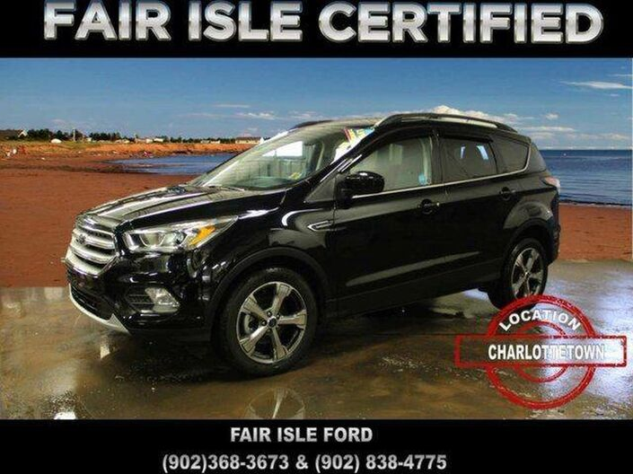 2017 Ford Escape SE Charlottetown PE