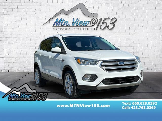 2017 Ford Escape SE Chattanooga TN