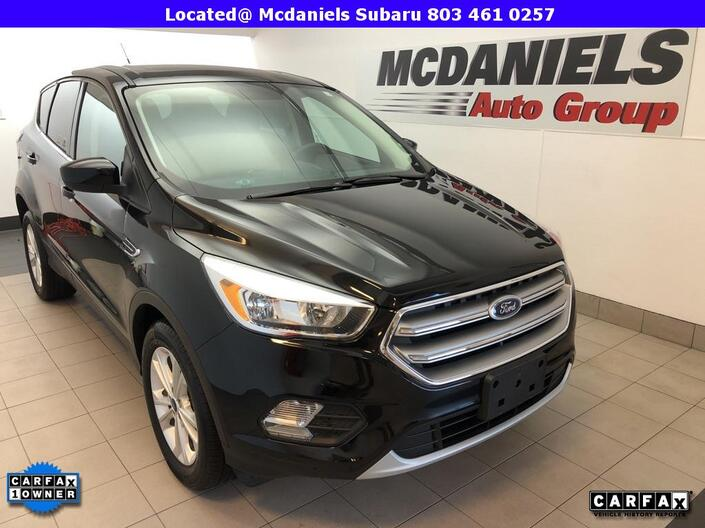 2017 Ford Escape SE Columbia SC
