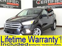 Ford Escape SE ECOBOOST REAR CAMERA SMART PHONE CARPLAY POWER SEAT BLUETOOTH KEYLESS EN 2017