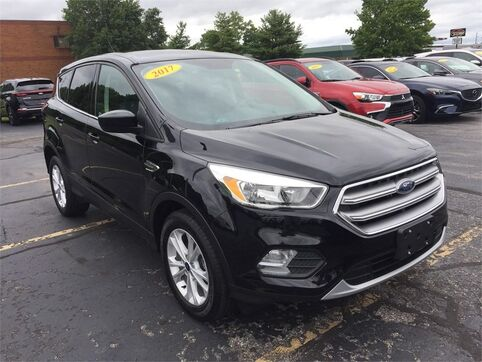 2017_Ford_Escape_SE_ Evansville IN