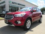 2017 Ford Escape SE FWD. BACKUP CAM, BLUETOOTH, CRUISE CONTROL, DUAL ZONE CLIMATE CONTROL, KEYLESS ENTRY,