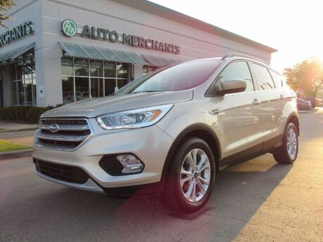 2017 Ford Escape SE FWD. BACKUP CAM, BLUETOOTH, DUAL ZONE A/C, APPLE CAR PLAY/ANDROID AUTO. Plano TX