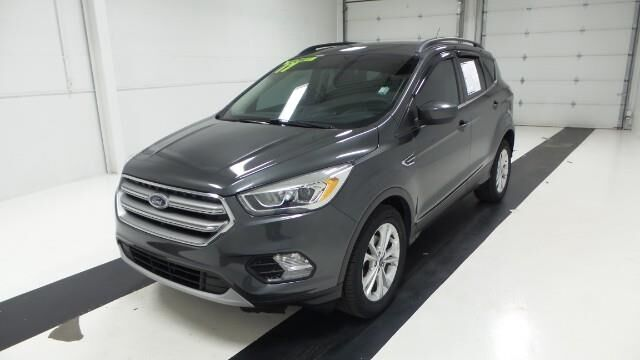 2017 Ford Escape SE FWD Topeka KS