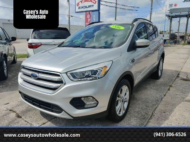2017 Ford Escape SE FWD Sarasota FL
