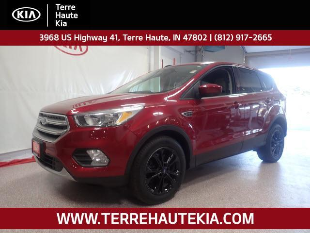 2017 Ford Escape SE FWD Terre Haute IN