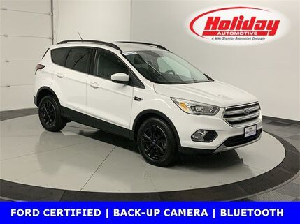 2017_Ford_Escape_SE_ Fond du Lac WI