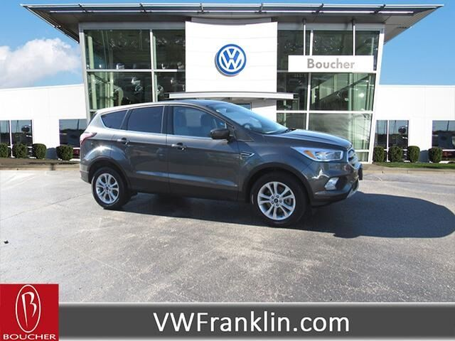 Ford Of Franklin >> Pre Owned 2017 2017 Ford Escape Franklin Wi