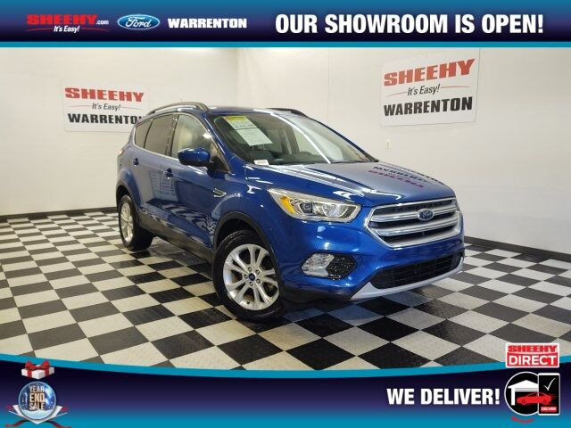 2017 Ford Escape SE Warrenton VA