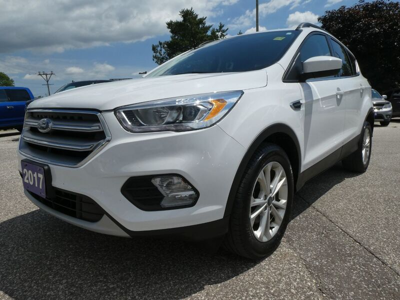 2017 Ford Escape SE Heated Seats Big Screen Power Seats Essex ON