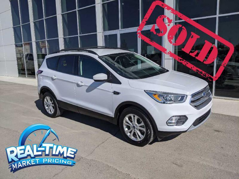 2017_Ford_Escape_SE_ High River AB