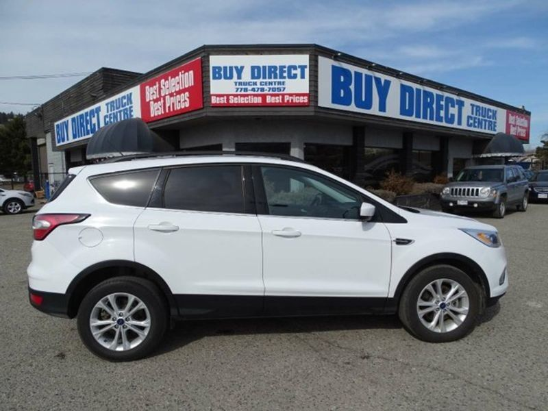 2017 Ford Escape SE Kelowna BC