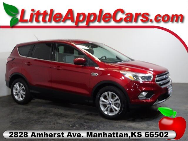 2017 Ford Escape SE Manhattan KS
